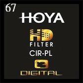 【聖影數位】HOYA HD MC CIR-PL 67mm 超高硬度廣角薄框多層鍍膜環型偏光鏡