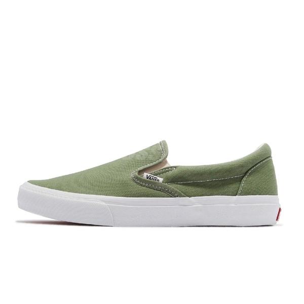 Vans V98CF Bloom Slip On 綠 懶人鞋 無鞋帶 套入式 男女鞋 【ACS】 6117920002