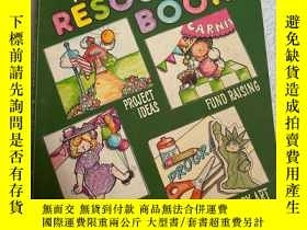 二手書博民逛書店Parent-Teacher罕見resource bookY376223