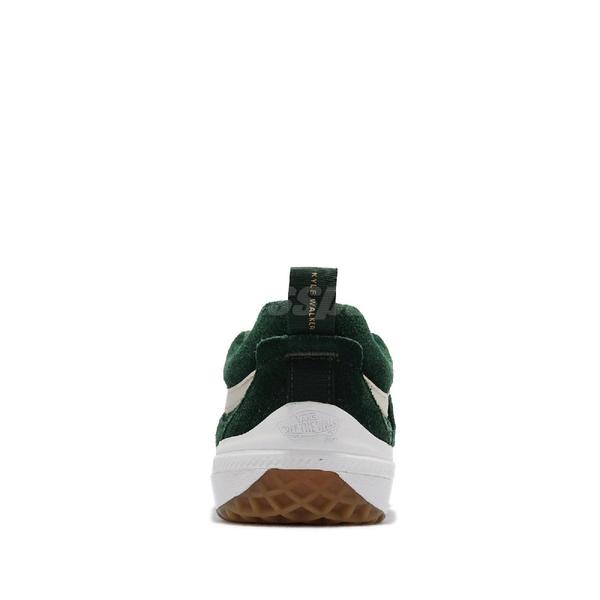 Vans Kyle Pro 2 滑板鞋 Kyle Walker 綠 米白 麂皮 魔鬼氈【ACS】 VN0A4UW30WC