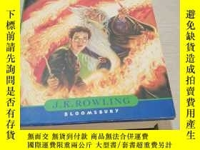二手書博民逛書店HAPRY罕見POTTER AND THE HALF-BLOOD