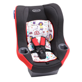 Graco 0-4歲前後向嬰幼兒汽車安全座椅 MYRIDE™-動物樂園【佳兒園婦幼館】