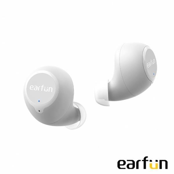 【南紡購物中心】EarFun Free 真無線藍牙耳機-白