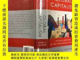 二手書博民逛書店Global罕見Capitalism: Its Fall and