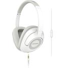 [9美國直購] Koss UR42iW 耳機 Over-Ear Headphones, in-Line Microphone and Touch Remote Wired with 3.5mm Plug, White
