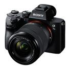 SONY A7III ILCE-7M3K 單鏡組 ILCE7M3K A7M3K 限量贈電池+64G高速卡+吹球清潔組