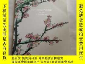 二手書博民逛書店fine罕見chinese paintings 2015年9月佳
