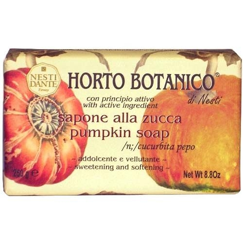 Nesti Dante 義大利手工香皂 天然蔬果系列 南瓜  250g【美人密碼】