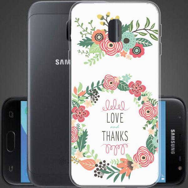 ♥ 俏魔女美人館 ♥Samsung Galaxy J3 Pro{花邊*空壓防摔軟殼} 手機殼 手機套 保護殼