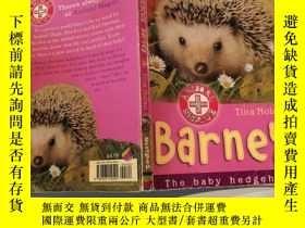 二手書博民逛書店barney罕見巴尼Y200392 不祥