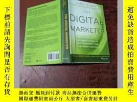 二手書博民逛書店The罕見Digital Marketer: Ten New S
