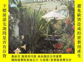 二手書博民逛書店《Roof罕見Gardens: Balconies & Terr