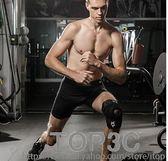 維動運動護膝蓋男女式深蹲保暖排籃球跑步戶外護具半月板損傷登山「Top3c」