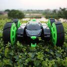 遙控特技旋轉車機器人翻滾越野車迷你戶外玩具跑跳賽車 igo 小明同學