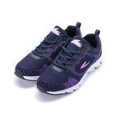 SPEED 飛織運動鞋 紫 女