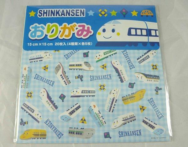 【震撼精品百貨】Shin Kan Sen 新幹線~摺紙
