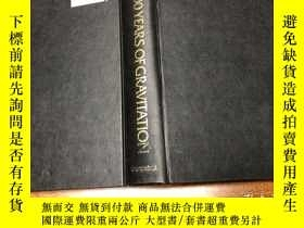 二手書博民逛書店Three罕見Hundred Years of Gravitat