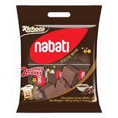 麗巧克 Nabati 巧克力威化餅450g【愛買】