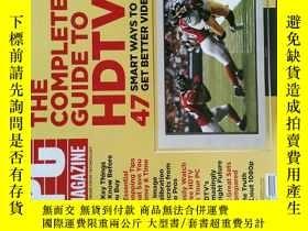 二手書博民逛書店PC罕見Magazine 2006年12月5日 英文個人電腦雜誌 可用樣板間道具雜誌Y14610
