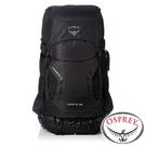 【美國 OSPREY】Kestrel 68 透氣登山背包 66L S/M『黑』10001809 登山.露營.休閒.旅遊.戶外.後背包