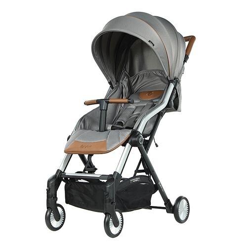 Hybrid Cabi Dim Grey 嬰兒手推車/登機車-深邃灰(贈收納袋+雨罩)[衛立兒生活館]