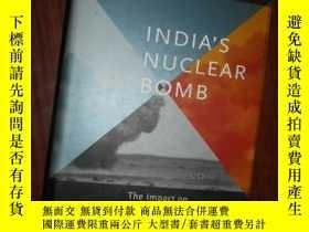 二手書博民逛書店India s罕見Nuclear Bomb: The Impac