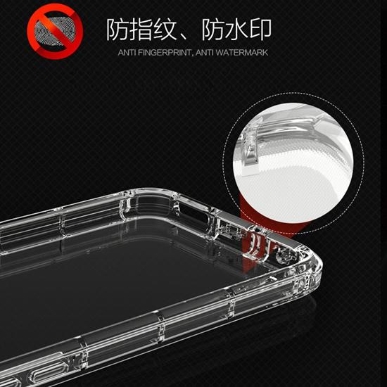 【透明空壓殼】紅米Note 8 Pro 6.53吋 M1906G7T 防摔 氣囊 輕薄 保護殼 軟殼