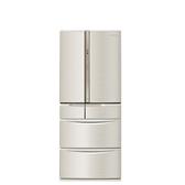 Panasonic國際牌501公升六門變頻冰箱香檳金NR-F507VT-N1