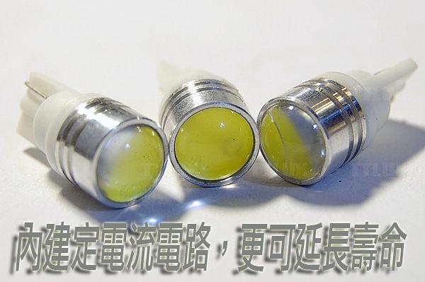 T10 2.5W魚眼(透鏡、小魚眼、小燈、LED)