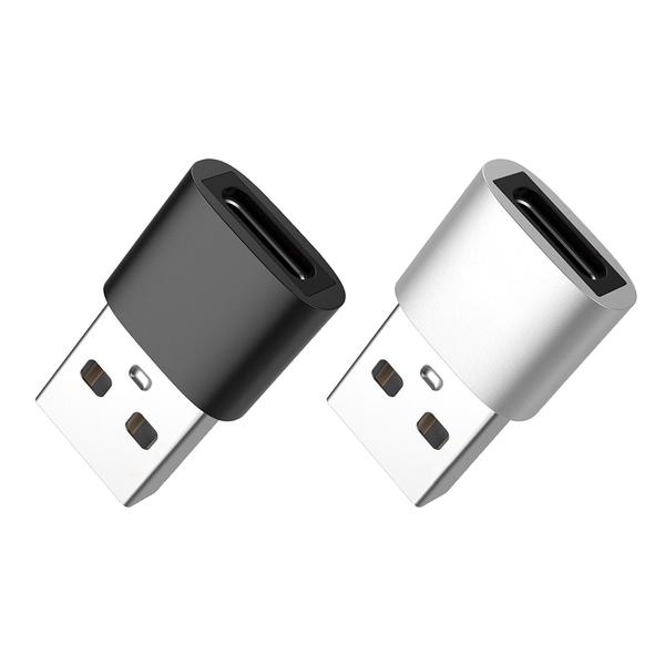PD充電傳輸轉接頭 Type-C 轉 USB 充電線轉換頭 to TypeC 傳輸線轉換器