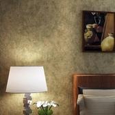 牆紙美式復古懷舊素色素色牆紙無紡布臥室 客廳電視背景牆服裝店壁紙 喵小姐