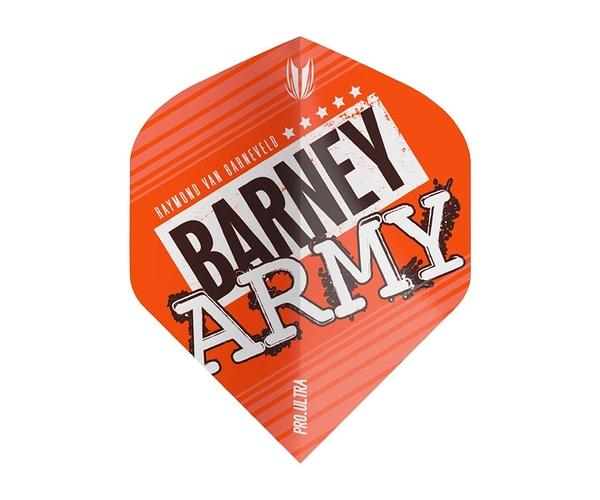 【TARGET】VISION ULTRA BARNEY ARMY Standard Orange  334270 鏢翼 DARTS