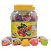 晶晶水果派對果凍罐1430g/罐【合迷雅好物超級商城】