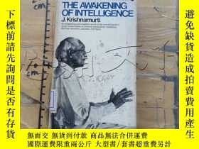 二手書博民逛書店Awakening罕見of IntelligenceY25240