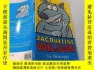 二手書博民逛書店Jacqueline罕見wilson The Werepuppy :傑奎琳·威爾遜 小狗人Y200392