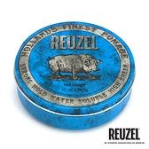 REUZEL Blue Pomade 藍豬超強水性髮油 340g (原廠公司貨)【Emily 艾美麗】