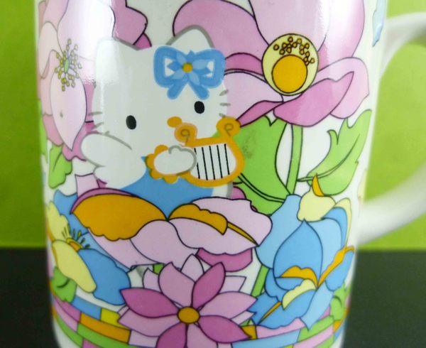 【震撼精品百貨】Hello Kitty 凱蒂貓~馬克杯-花仙子