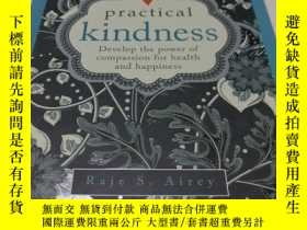 二手書博民逛書店Practical罕見Kindness Develop the