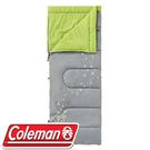 【Coleman 美國 夜光型兒童睡袋 C7 萊姆綠】 CM-22259/兒童睡袋/睡袋