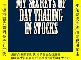 二手書博民逛書店My罕見Secrets Of Day Trading In StocksY256260 D Richard W