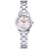 奧柏表(Olym Pianus)微甜馬卡龍時尚石英腕錶 / 20mm-白