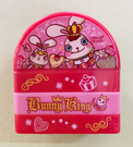 【震撼精品百貨】 Bunny King_邦尼國王兔~香港邦尼兔 二合一印章*72784