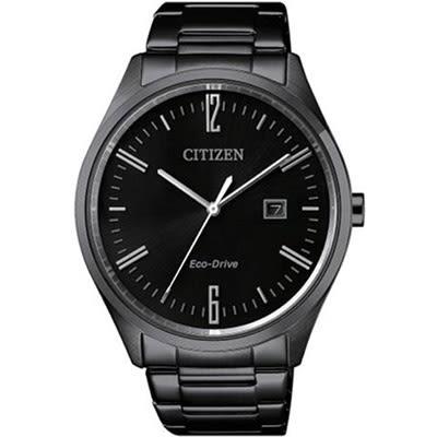 【公司貨保固】CITIZEN BM7355-82E 光動能男錶