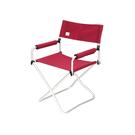 [Snow Peak] 折疊椅-寬版紅 (LV-077RD) 秀山莊戶外用品旗艦店