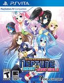 PSV Superdimension Neptune VS Sega Hard Girls 超次元大戰戰機少女VS SEGA 主機娘(美版代購)