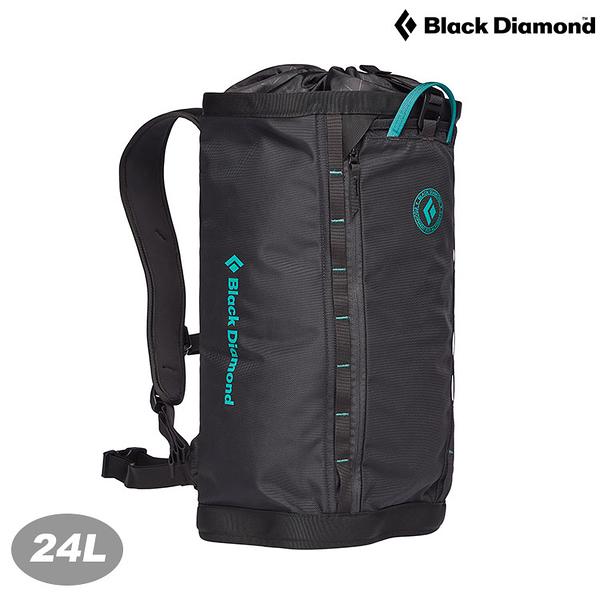 Black Diamond Street Creek 24 休閒包681226-黑色-藍綠色 / 城市綠洲 (筆電包、後背包、旅遊背包)