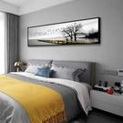 臥室牆壁裝飾臥室床頭裝飾畫沙發背景牆畫裝飾 主臥室畫床頭掛畫 NMS設計師生活