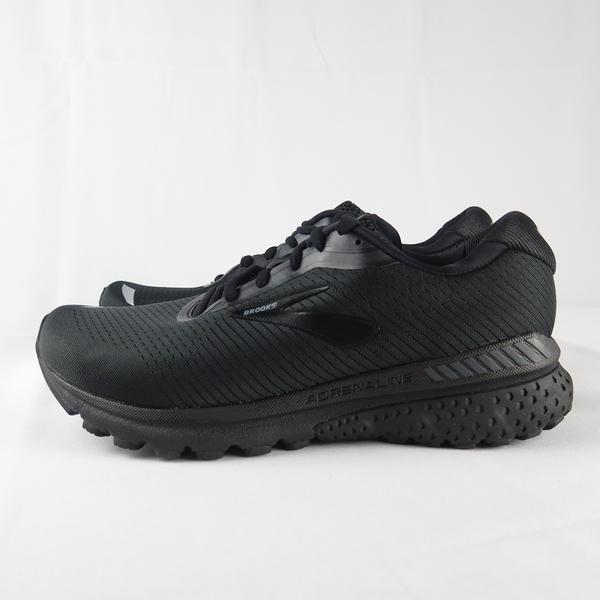 Brooks ADRENALINE GTS 20 男慢跑鞋 4E楦 1103074E040 全黑【iSport 愛運動】