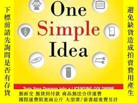 二手書博民逛書店One罕見Simple Idea, Revised And Expanded EditionY256260 S