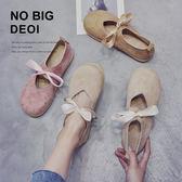 娃娃鞋 日系單鞋圓頭文藝復古森女鞋